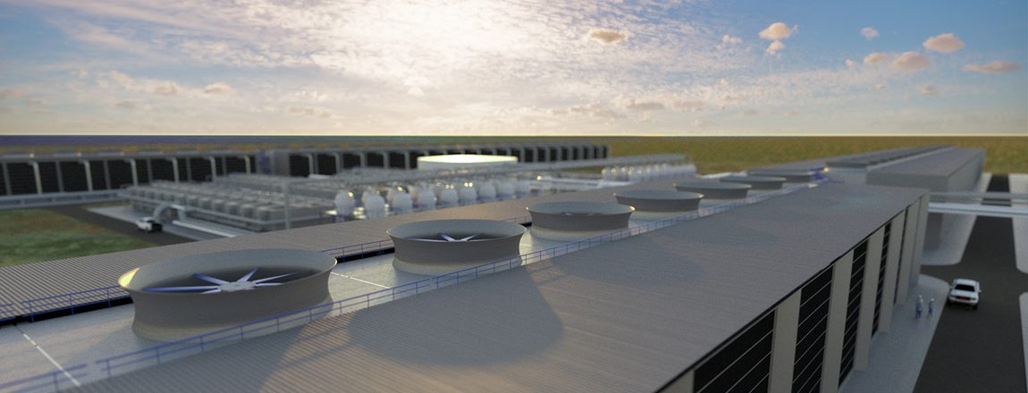 Engineering begins on UK's first large-scale facility that captures carbon dioxide out of the atmosphere