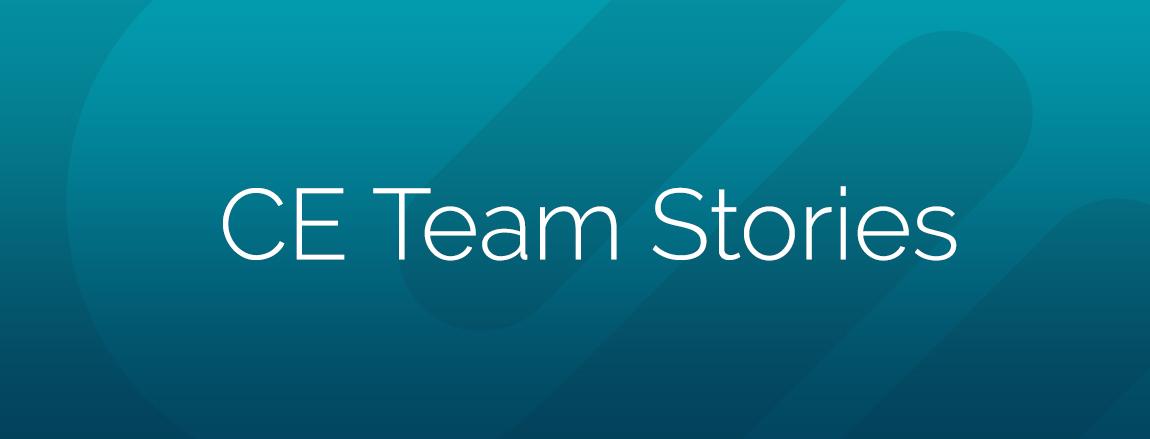 CE Team Stories: Meet Ryan, Mechanical Engineer (EIT) and Ph.D.