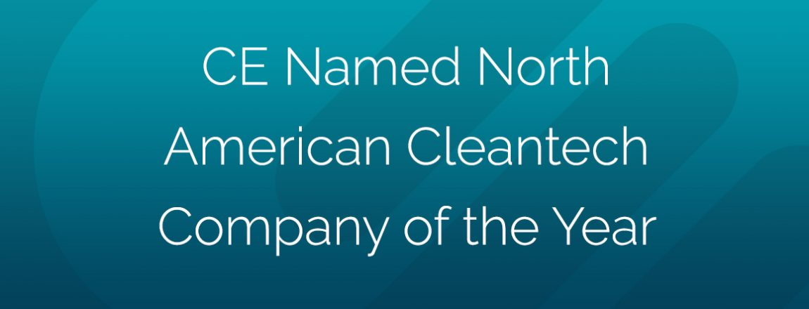 Carbon Engineering Wins 2021 Global Cleantech 100 North American Company of the Year Award